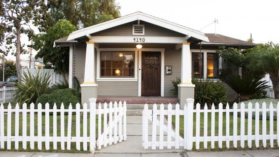 Restored Belmont Heights California Bungalow