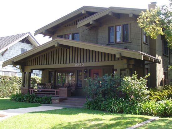 Cal bungalow craftsman and bungalow homes for sale for Craftsman house for sale