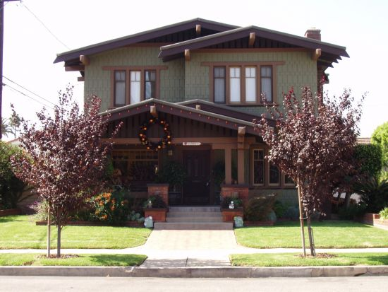 Cal bungalow craftsman and bungalow homes for sale for Craftsman style homes for sale in california